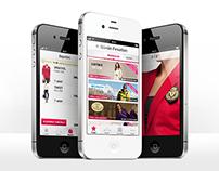 1V1Y.COM iPhone Application