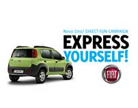 Fiat/ CAMPANHA LANÇAMENTO NOVO UNO