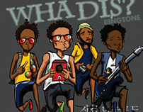 No-Maddz  (music band) Ring Tone iTunes Tiles