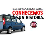 Fiat/ CAMPANHA LANÇAMENTO NOVO DOBLÒ