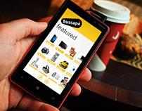 Buscapé Windows Phone App