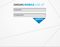 Samsung Mobile Line Up