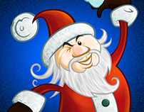Santa Gone Crazy