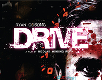 Drive (2011 movie) - poster