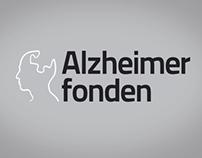 Visual identity - Alzheimerfonden