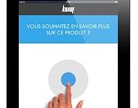 Application Knauf