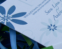 Letterpress - Wedding Invitation