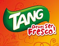 Re-Lançamento Tang | Campaign