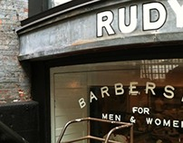 Rudy's Barbershop NYC