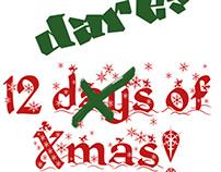 Bawbags '12 dares of Christmas'