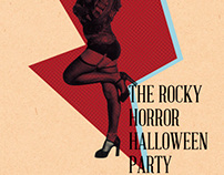 The Rocky Horror Halloween Party