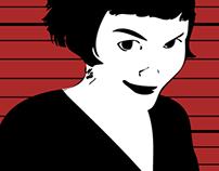 Cartaz Amélie Poulain
