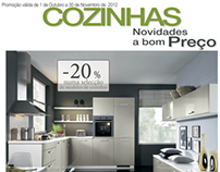 Catálogo Digital Cozinhas