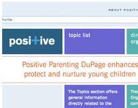 Positive Parenting Dupage Website