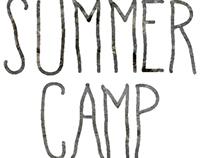 Summer Camp: Font