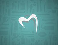 Dental studio identity design