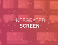Integrated Screen