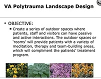Healthcare Master Plan - VA Polytrauma Rehab Center