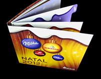 Christmas Sales Folder Kraft Foods