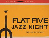 Flat Five Records