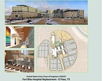 Healthcare Site Design - Ft Bliss Replacement Hospital