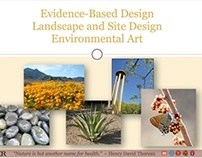 Evidence-based Design Exterior Artwork