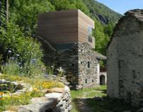 Valchiusella Cottage