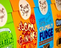 Burnt Sugar packaging