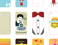 A-Type Company iPhone Skins