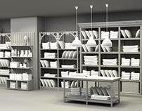 Karaca Home Retail Shop Design
