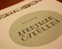 Apartman Öyküleri - Illustration Book