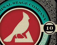 Cardinal Stage Company 2010 MVP Award