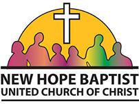 Logo for New Hope Baptist  United Church of Christ