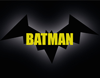 Batman 1989 (Saul Bass Tribute)