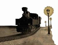 Анимација Воз, Train