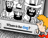 Jacky's 'Where Is It?', iOS game for all ages
