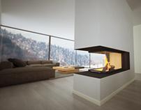 Panorama Fireplace // Brunner #1