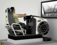Sprint NASCAR | First Placer Racer