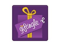 Giftingle - Logo Design, Branding & Facebook App Assets