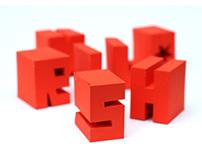 3D Paper Craft for Shrilom Cases