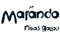 Marando Restaurant - Table Mats