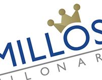 Millos VIP - Logo Design