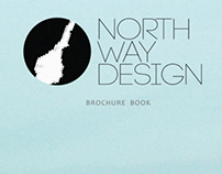 North Way Design Brochure Book Design