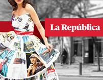 La República, Edición Domingo.