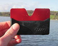 The Vi card holder / wallet - A Kickstarter project.