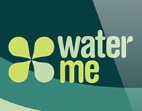 Smartphone App - Water Me