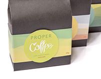 Packaging - Proper Coffee