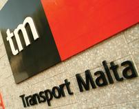 Transport Malta Branding