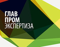 Branding and corporate identity Glavpromekspertizy