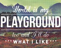 playground / personal